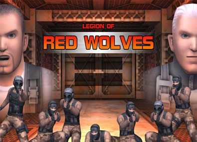 Legiao Dos Lobos Vermelhos